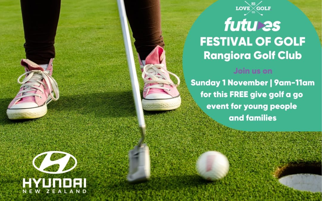 Futures Festival of Golf